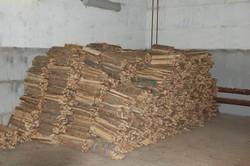 Фотография дубовые дрова