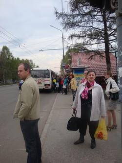 Ярмарка Медовый спас Томск